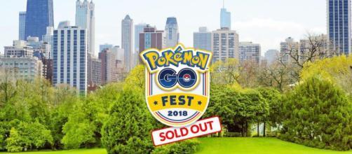 Pokemon GO Fest: entradas agotadas.