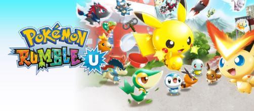 Pokémon Rumble U | Programas descargables Wii U | Juegos | Nintendo - nintendo.es