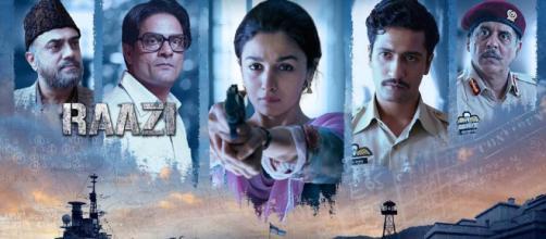 'Raazi' starring Alia Bhatt released on May 11, 2018 (Image via Dharma Productions)