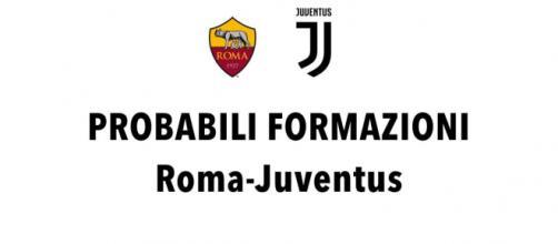 Roma-Juventus le probabili formazioni