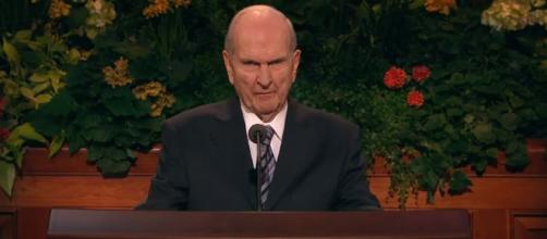 Russell M. Nelson becomes President - Image credit | YouTube Mormon Channel