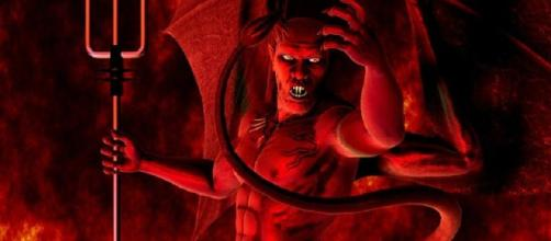SBT faz entrevista com diabo. (Foto internet)