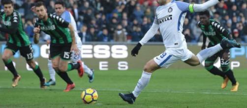 Stasera Inter-Sassuolo. Riuscirà a far 3 punti la squadra di Spalletti?