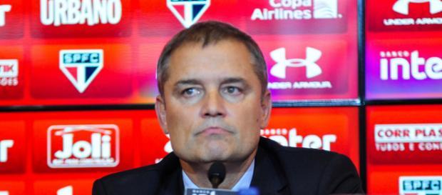 Aguirre pode ter problema para escalar São Paulo