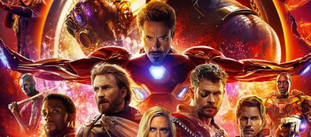 Avengers: Infinity War es una de las películas más vistas
