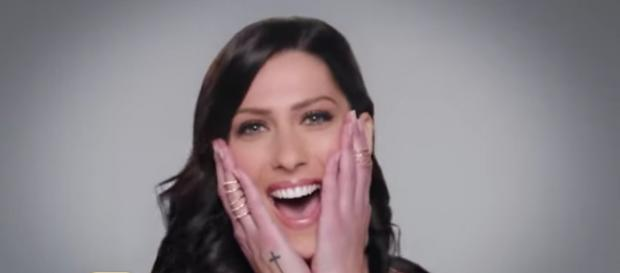 'Bachelorette' Becca Kufrin has finished filming and spoilers say she's found her guy - Image via Entertainment Tonight/YouTube