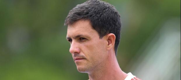 Barbieri falou sobre possível efetivação no comando do Flamengo
