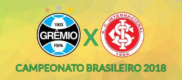 Campeonato Brasileiro: Grêmio x Inter ao vivo