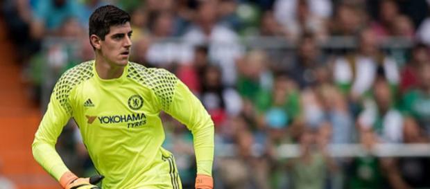 Curtois quiere irse al Real Madrid