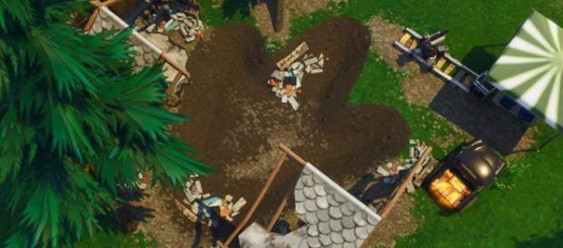 Fortnite: ¿Dinosaurios o un misil que acabe con el mapa? Comienzan ...