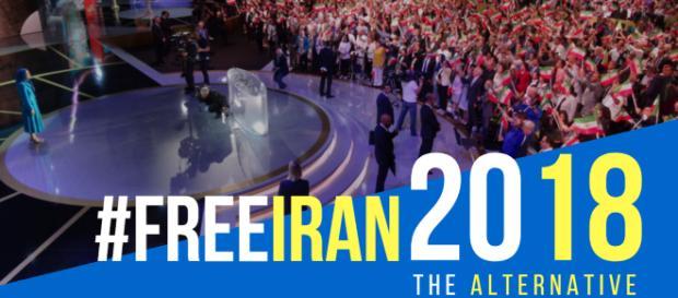 Free Iran 2018-Alternative-Iran change