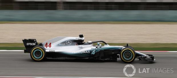"""Hamilton y Ricciardo fueron solo dos de los muchos pilotos que marcaron sus tiempos más rápidos con el neumático """"blando"""""""