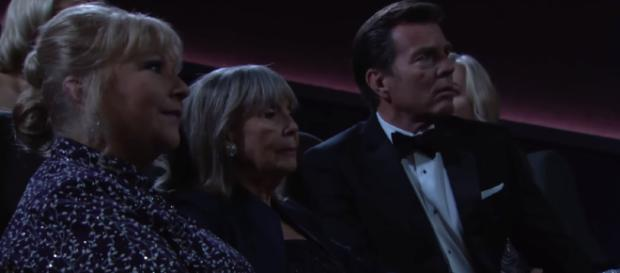 Jack Abbot's world is falling apart on The Young and the Restless. [image source: The Young and the Restless - YouTube]