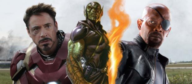 Los Skrulls aparecerán en Avengers 4
