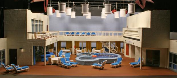 'Love Boat' replica -- On the set/Flickr