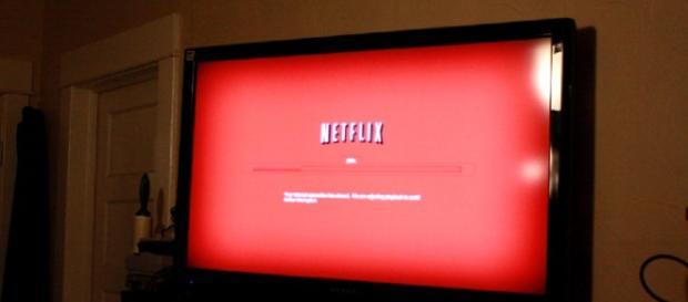 Netflix at home [image courtesy MoneyBlogNewz flickr]