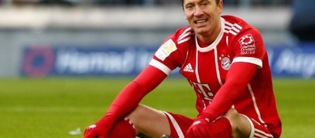Robert Lewandowski vient peut être de voir son rêve de rejoindre le Real Madrid partir en fumée - Sky Sport Germany