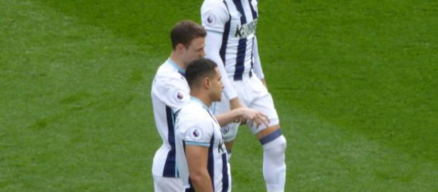West Brom's relegation along with Stoke and Swansea means that there are some top players available for pennies. Image: Ardfern/Wikimedia Commons