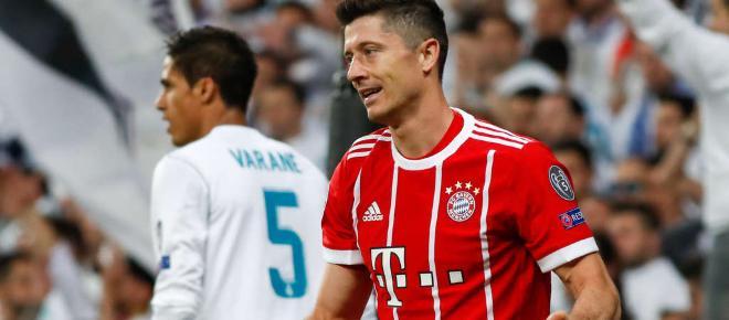 Real Madrid oder Bayern? Lewandowskis Entscheidung angeblich gefallen