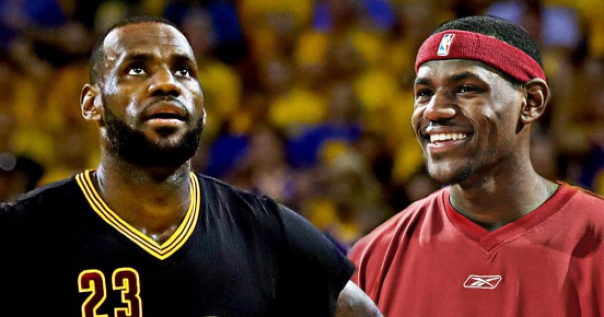 12e819ecb8bf NBA GOAT debate  Is LeBron James better than Michael Jordan