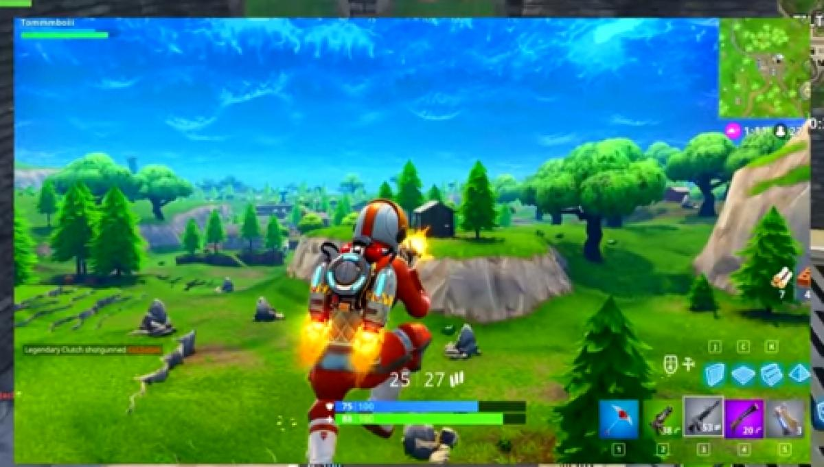 'Fortnite:' Datamined assets hint about the jetpack finally entering the game
