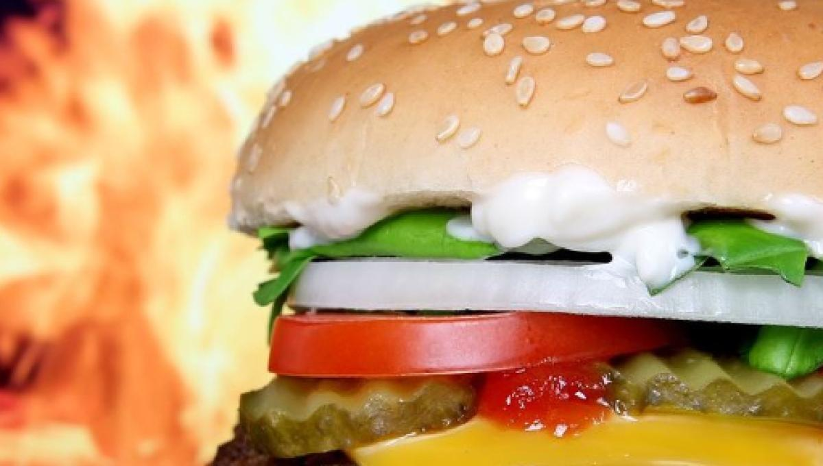 Banning Fast Food Adverts From Public Transport In London