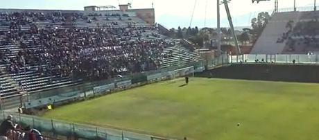 """Lo stadio """"Granillo"""" di Reggio Calabria"""