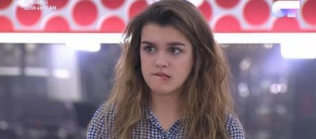Amaia hace estallar a la derecha española horas antes de cantar en Eurovisión