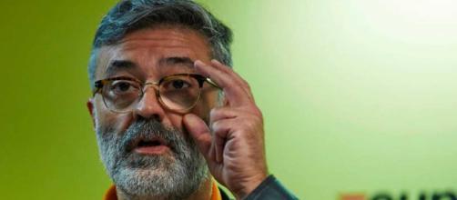 Carles Riera es diputado de la CUP. Public Domain.