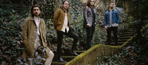 De nuevo en el escenario los Arctic Monkeys