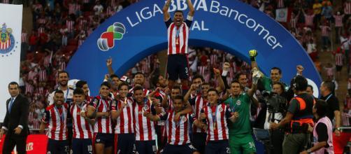 El equipo de Chivas registra la peor marca en la Liga MX en comparación con el Apertura 2017 donde se corono campeón.