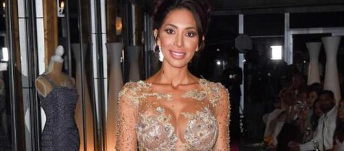 Farrah Abraham flashes crotch at Cannes. [Image Credit: Farrah Abraham Instagram]