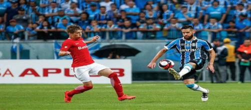 Inter busca bom resultado na Arena