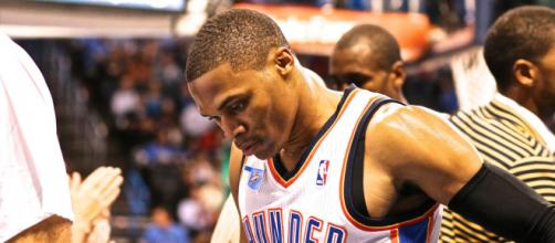 It is time for the Thunder to trade Russell Westbrook? - [Image Credit: Thunderfan-Cannon /Flickr]