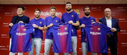 Messi, Neymar, Piqué and Arda take Tokyo - FC Barcelona - fcbarcelona.com