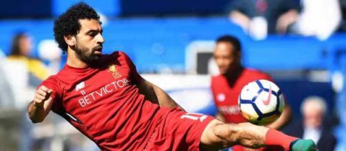 Mohamed Salah é a revelação da temporada