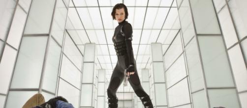 Reunión de Resident Evil - Milla Jovovich probablemente en 'Monster Hunter'