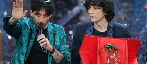 A Sanremo 2018 hanno vinto Ermal Meta e Fabrizio Moro