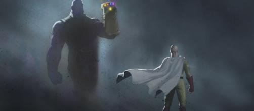 Surge la duda sobre quien ganaría en una batalla entre Thanos y Saitama.