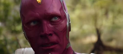 Vision fue victima de la ambición de Thanos