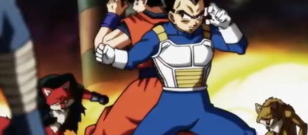Ball Super: El imparable equipo de Goku y Vegeta - latercera.com