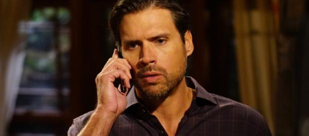 Joshua Morrow as Nick Newman [Image by Sonja Flemming/CBS/Used with license]
