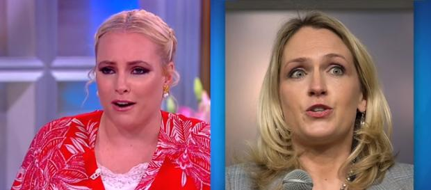 "Meghan McCain on ""The View,"" via YouTube"