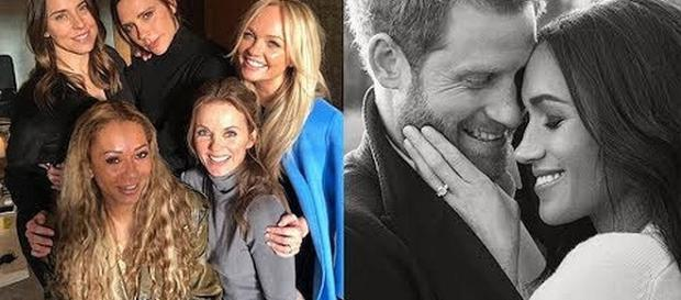 The Spice Girls are attending the royal wedding. - [Image: Radio.com / YouTube screenshot]