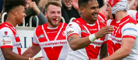 Ben Barba ran riot against Castleford and showed just how important a good full-back is. Image Source - bbc.co.uk