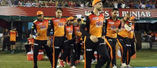 2018: When and Where To Watch SunRisers Hyderabad vs Chennai Super ... -(Image via IPl2018/Twitter)