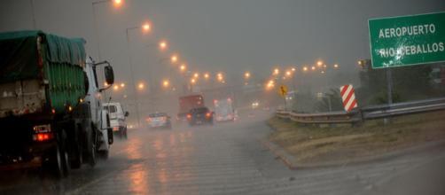 Alerta en el país: se esperan tormentas severas, granizo y - com.ar