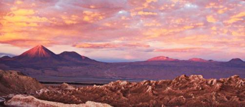 Deserto do Atacama, no Chile, é um dos lugares mais paradisíacos do mundo