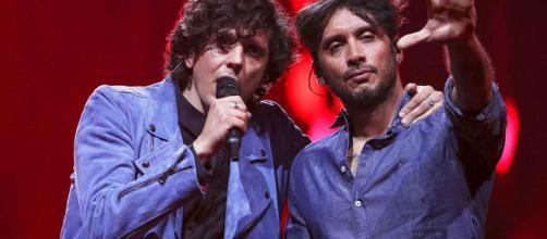 Eurovision 2018, Ermal Meta e Fabrizio Moro posizione