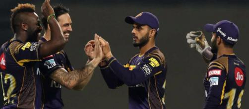 Highlights, Royal Challengers Bangalore vs Kolkata Knight Riders ..(Image via IPL2018/Twitter)